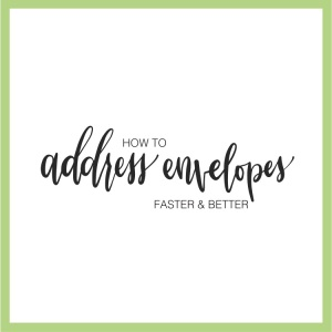 AddressEnvelopes