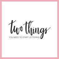 TwoThings